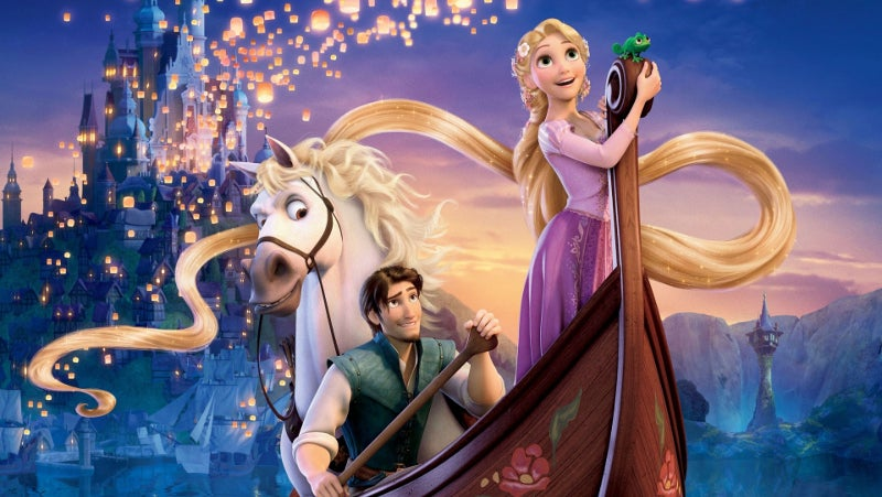 Tangled - Disney Princess Dream Big Marathon 2017