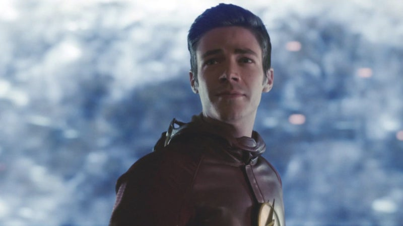 The Flash Barry Changes After Speed Force Season 4