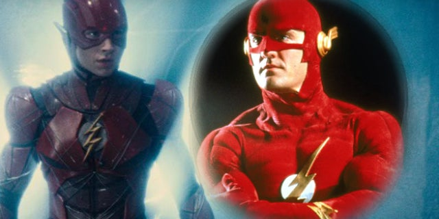 The Flash John Wesley Shipp Comments on Flashpoint DCEU Movie