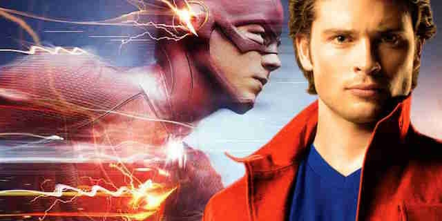 The-Flash-Tom-Welling