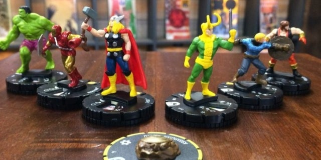 The Mighty Thor HeroClix