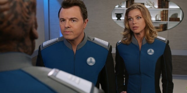The Orville About a Girl Review