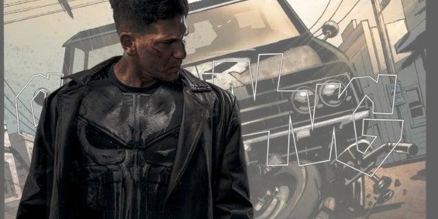 The Punisher Battle Van Netflix Marvel