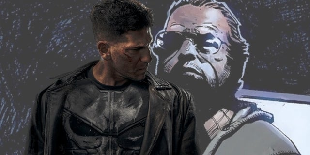 The Punisher Microchip Marvel