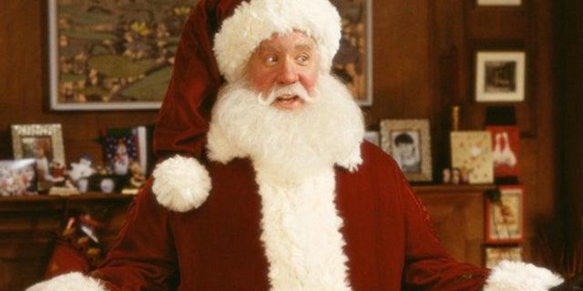 the santa clause disney tim allen