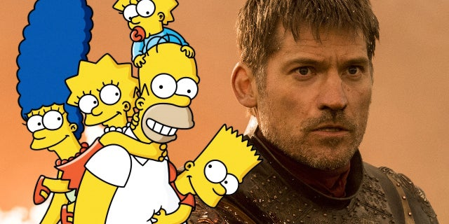 the simpsons game of thrones nikolaj coster-waldau