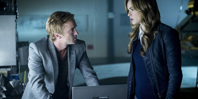 tom felton danielle panabaker the flash