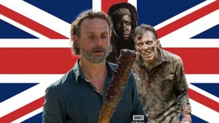UK Walking Dead