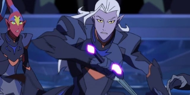 Voltron Legendary Defender Season 4 Trailer