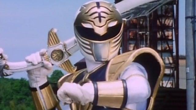 White-Ranger