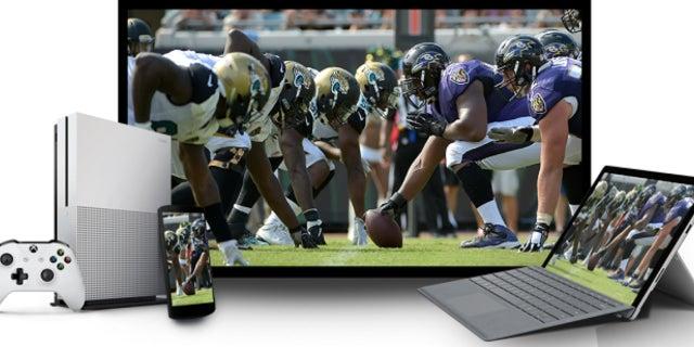 Xbox One NFL Yahoo