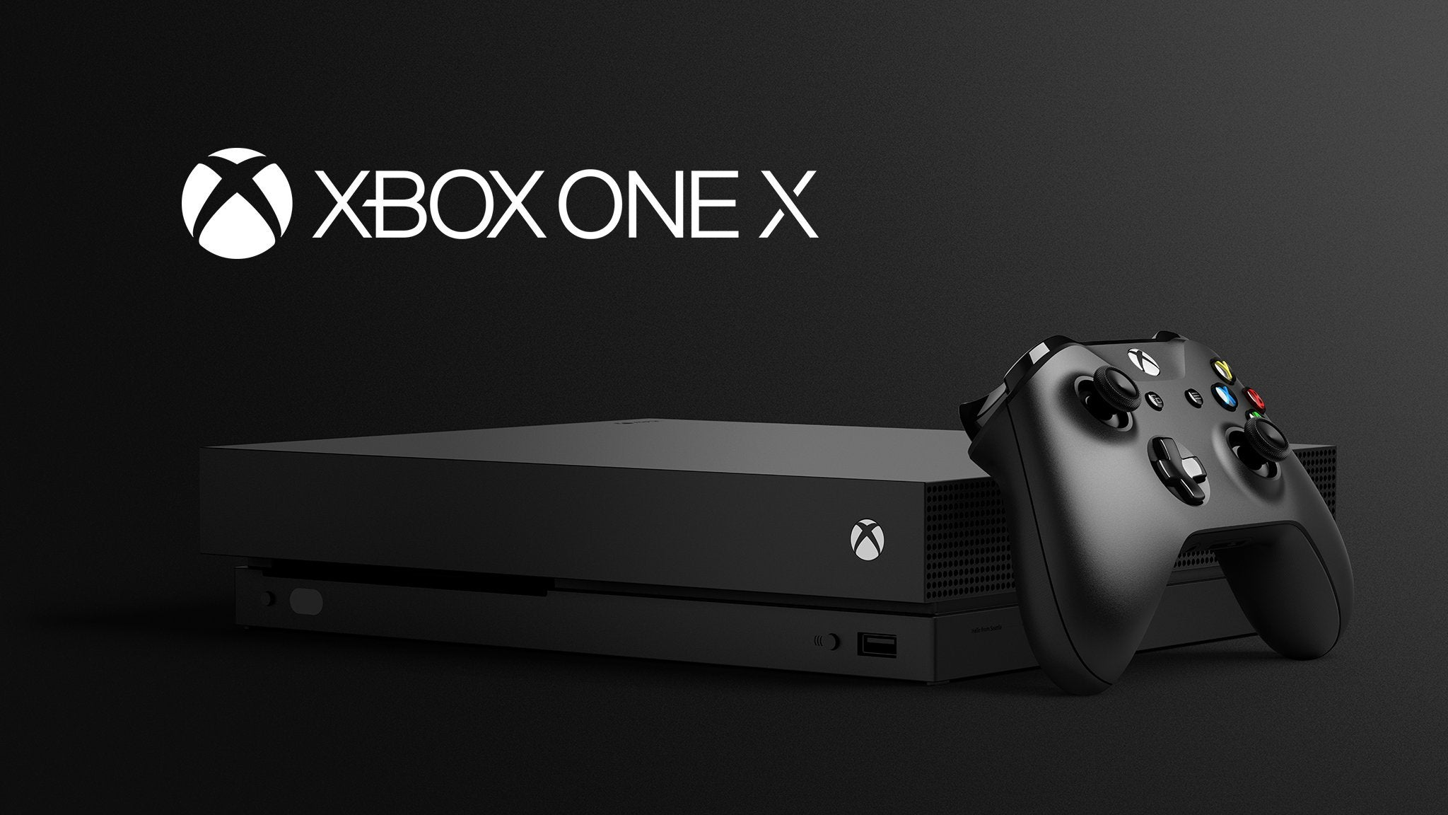 Xbox one x pre orders live now on amazon sciox Choice Image