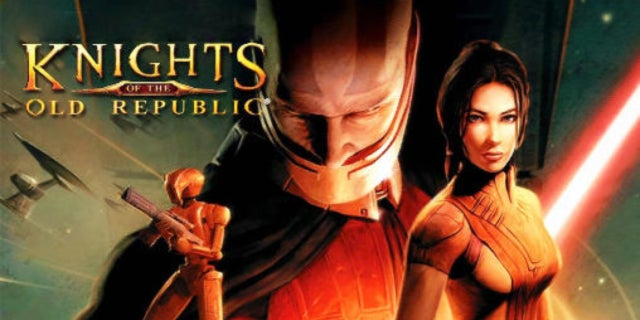1 knights of the old republic