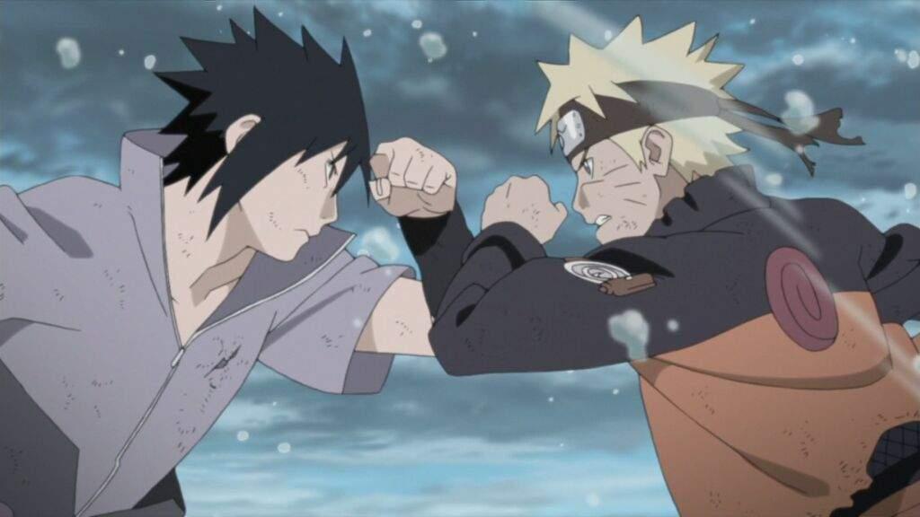 castlevania director animates one sick naruto v sasuke battle