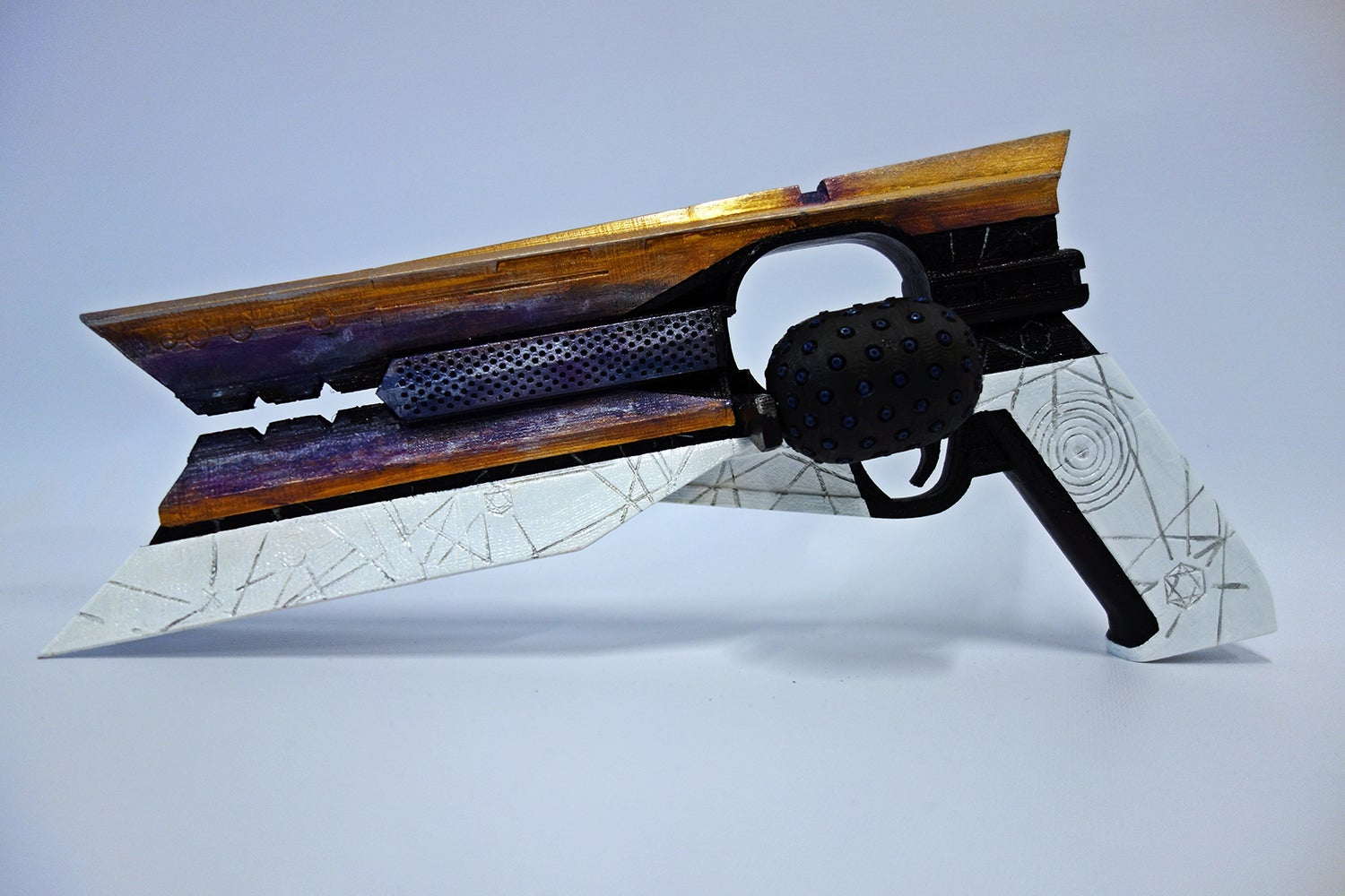 Destiny 2 SunShot Hand Cannon Prop Lets You Harness Your Inner Guardian!