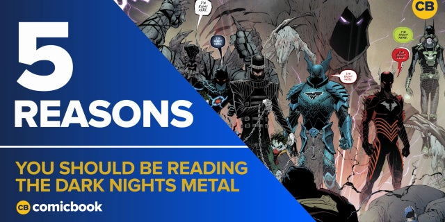 5 Reasons You Should Be Reading the Dark Nights Metal Series screen capture