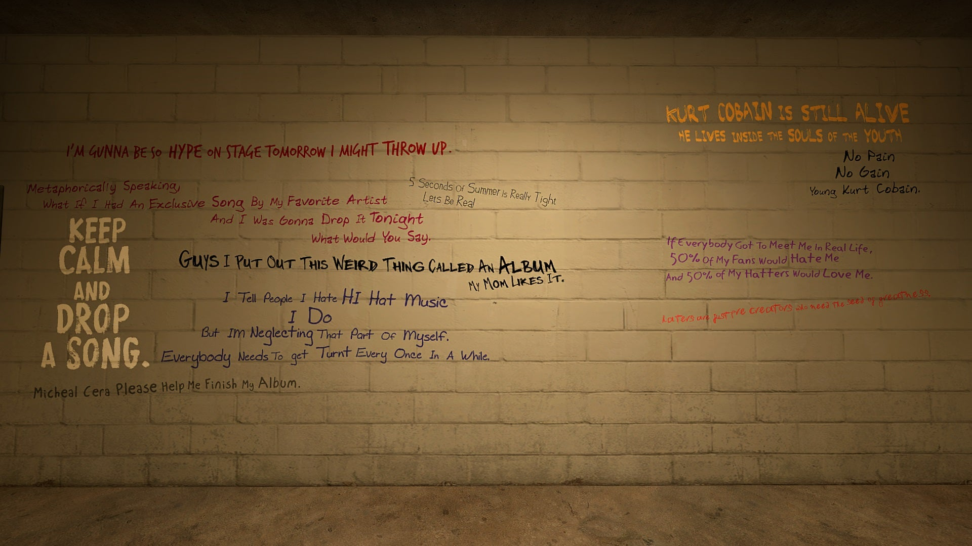 There's A Left 4 Dead 2 Mod That Transforms Graffiti Into Jaden