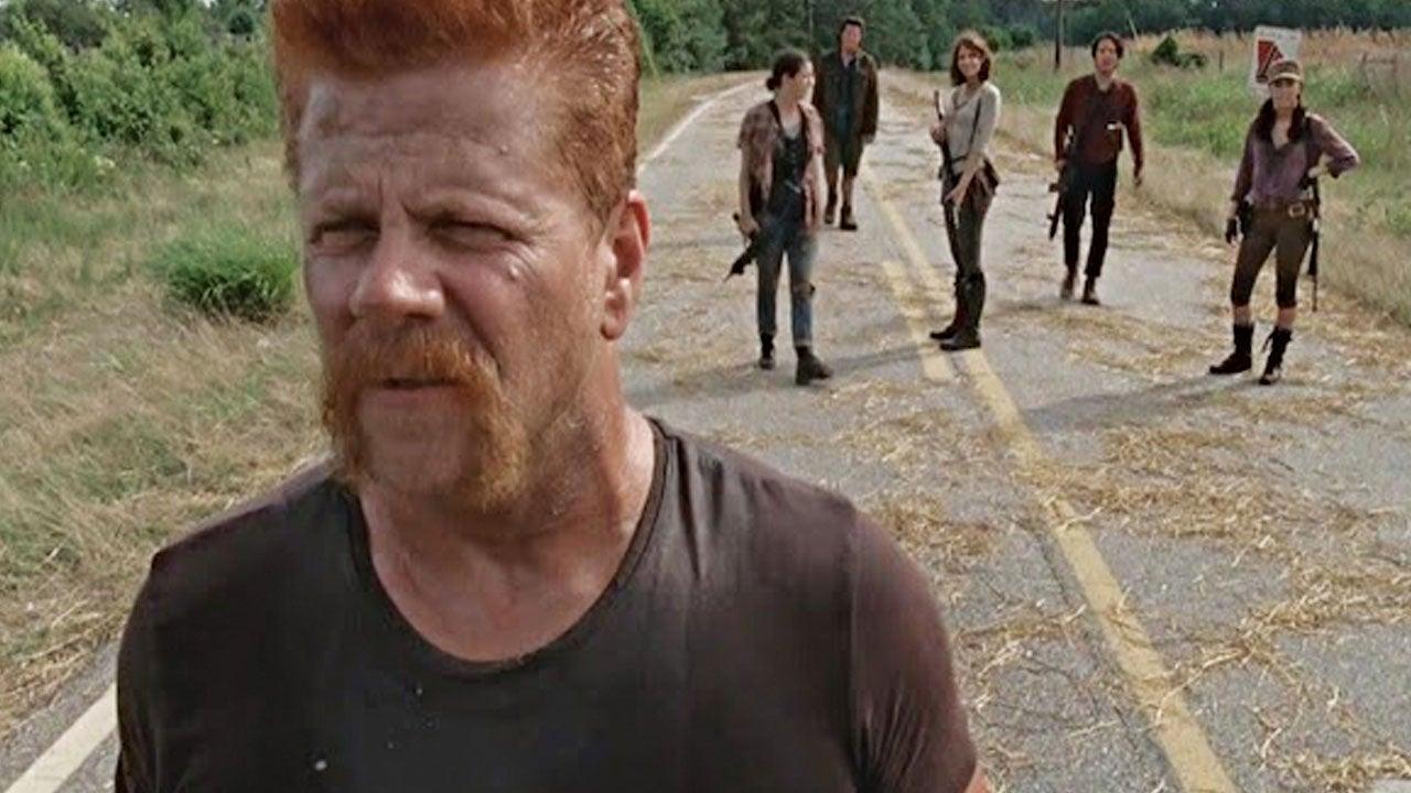 Walking Dead Abraham