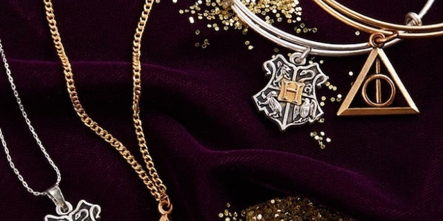 Alex and Ani Conjure Up a 'Harry Potter' Jewelry Collection