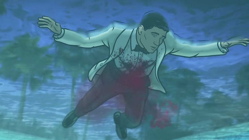 Archer Season 7 Finale Archer's Death