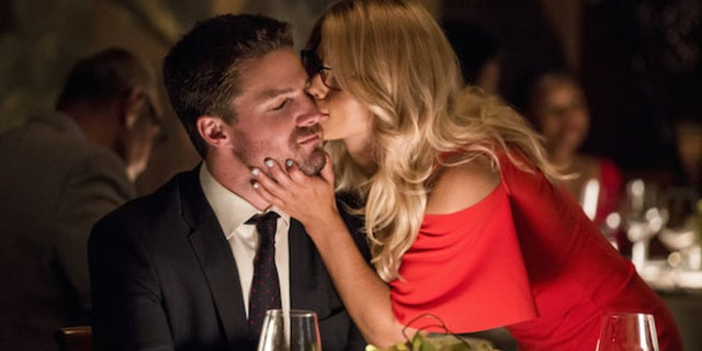Arrow-Oliver-Felicity
