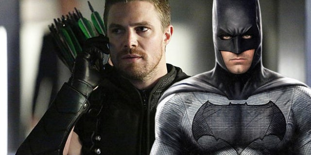 Bruce Wayne Gets Name-Dropped on 'Arrow'