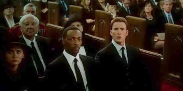 Avengers 4 Funeral