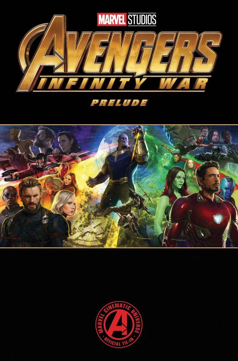 New 'Avengers: Infinity War' Logo Revealed