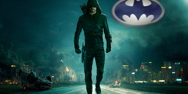 Batman on Arrow
