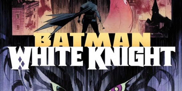 Batman White Knight #1 Review - 1