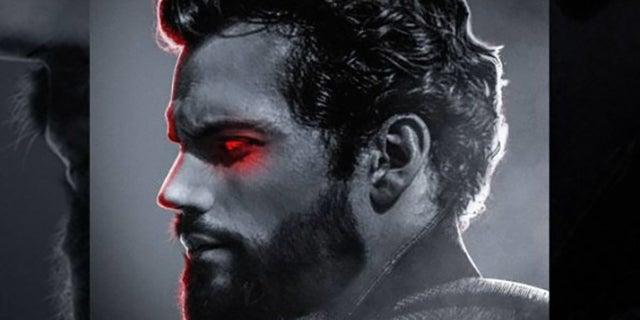 bearded superman bosslogic