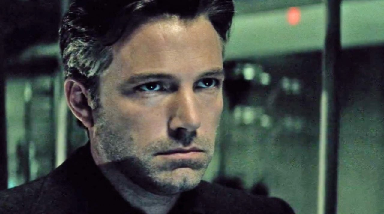 Ben Affleck wants out ...