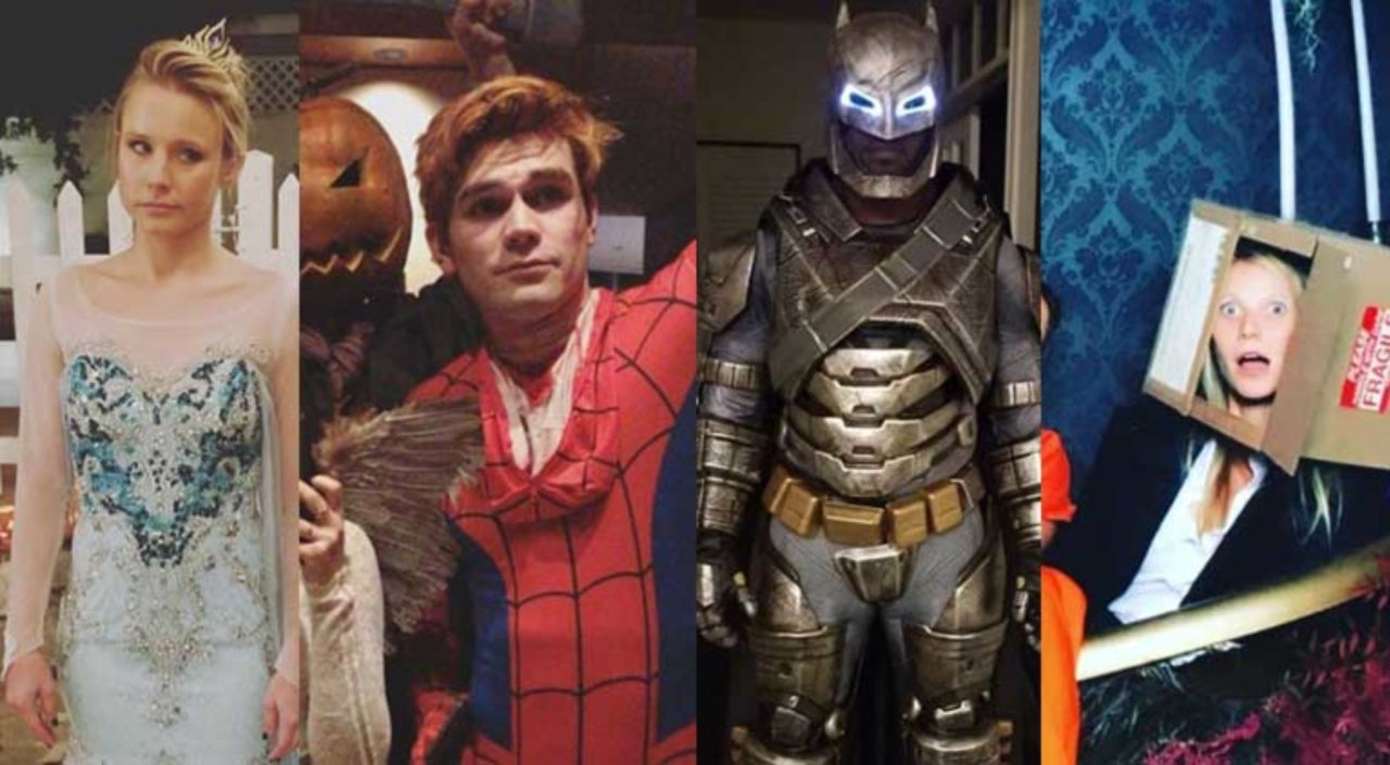 Best Celebrity Halloween Costumes of 2017