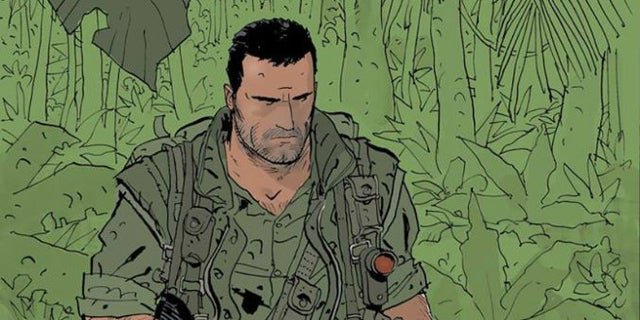 Best Punisher Artists Ever - Goran Parlov