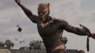 Black Panther Golden Jaguar