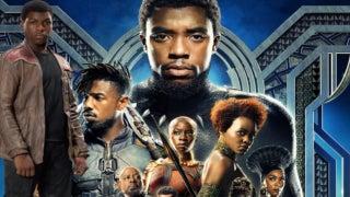 Black Panther John Boyega