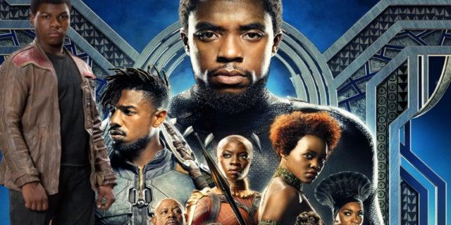 John Boyega Trolling Someone About 'Black Panther' Lacking Diversity Is Hilarious