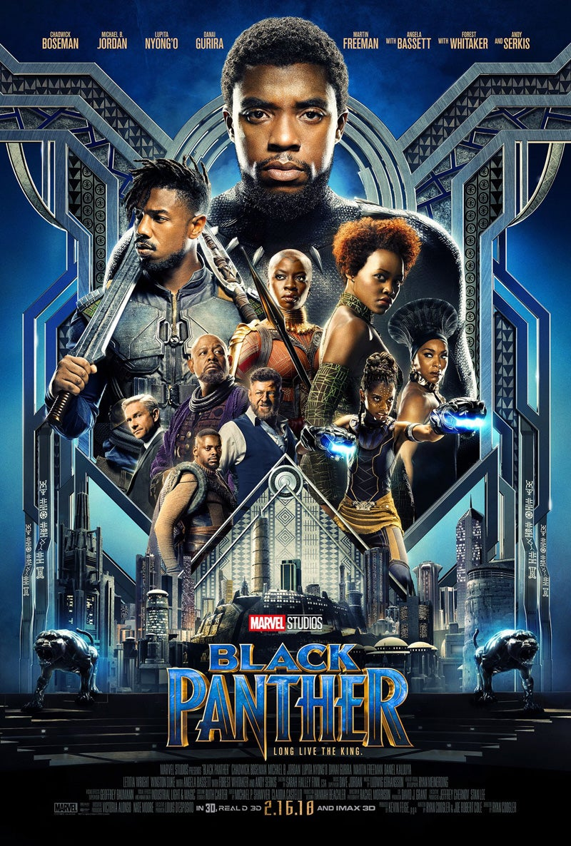 Black Panther - Marvel Cinematic Universe