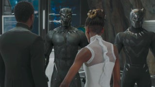 Black Panther Movie Shuri Female Black Panther