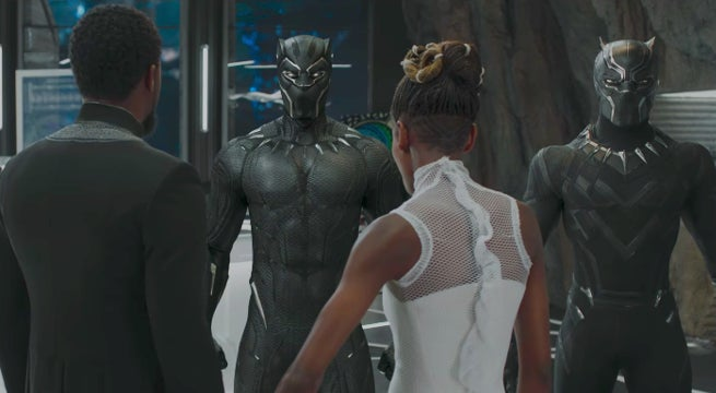 Black Panther Movie Shuri Female Black Panther