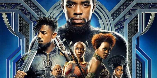 This Pun About the 'Black Panther' Poster Is Just Too Good