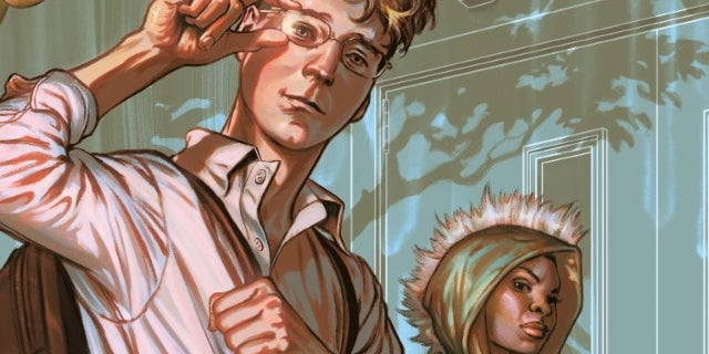 Buffy the Vampire Slayer Giles #1