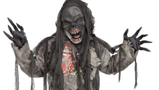 burnt zombie child costume header