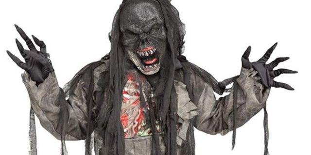 burnt zombie child costume header