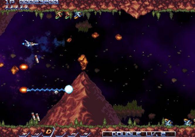 Contra, Castlevania And Gradius Rebirth - Three WiiWare