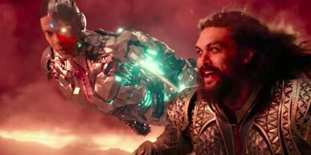 Cyborg-Aquaman