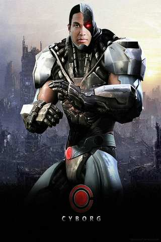 cyborg solo movie still in the works