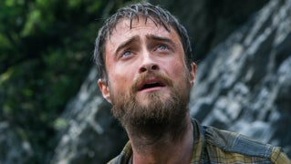 daniel radcliffe jungle movie