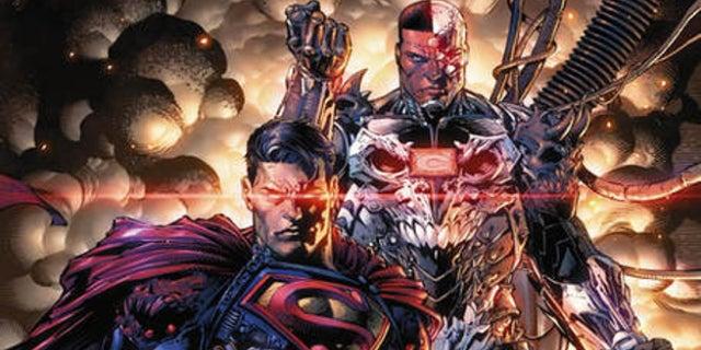 Dark Multiverse Superman
