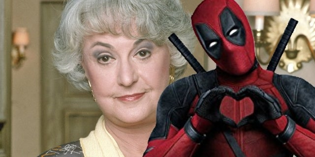 Deadpool 2 Bea Arthur Easter Egg